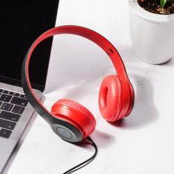 Borofone kabelová sluchátka s mikrofonem Star BO5