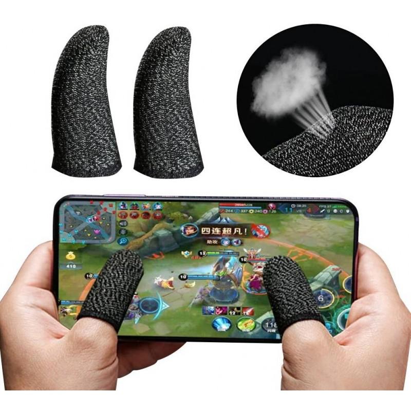 Návleky na prsty pro Android & ios při hraní her