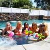 Nafukovací dráčky do bazénu