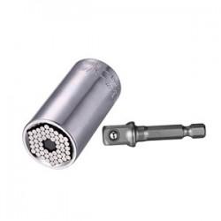 Univerzální nástavcový gola klíč 7 - 19mm CR-V