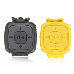 MP3 přehrávač jako hodinky na ruku