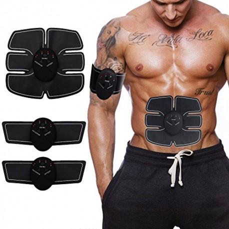 Elektrický posilovač břišních svalů Mobile-Gym + na ruce