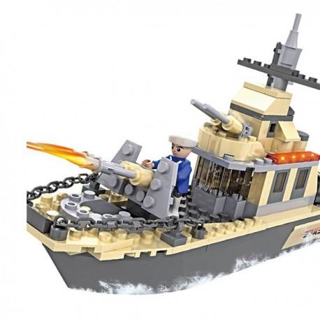 COGO Armi Vojenská loď 3332 231 ks