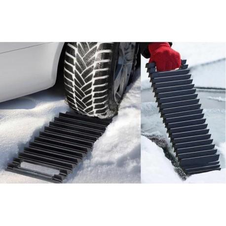 Super vyprošťovací podložka se škrabkou a protiskluzovým povrchem pro každé auto