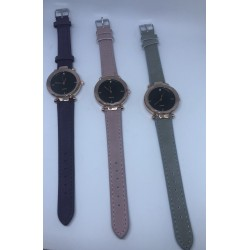 Foxia Dámské kožené hodinky
