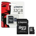 Kingston 32 GB micro SD-HC bez adaptéru