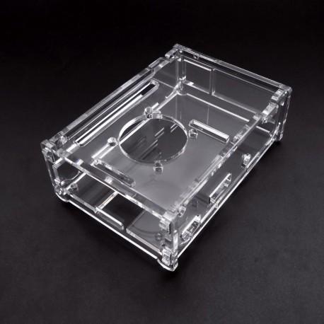 Plastový Pi Box pro Raspberry Pi 3 & model b+
