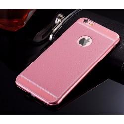 Kožený luxusní kryt iPhone 6, 7, X