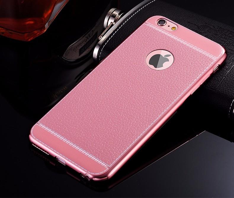 Kožený luxusní kryt iPhone 6 41acbbf9050
