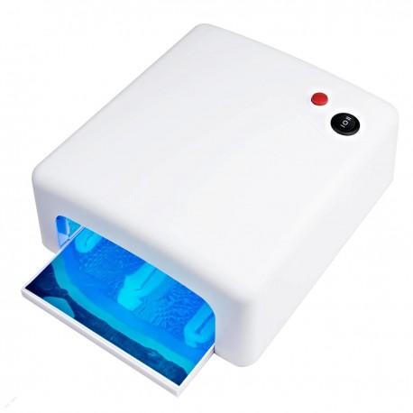 Jiadi 36W UV lampa na nehty bílá