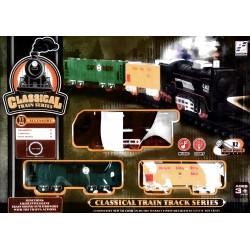 Vlak + Vagónky s drahou LG-7581