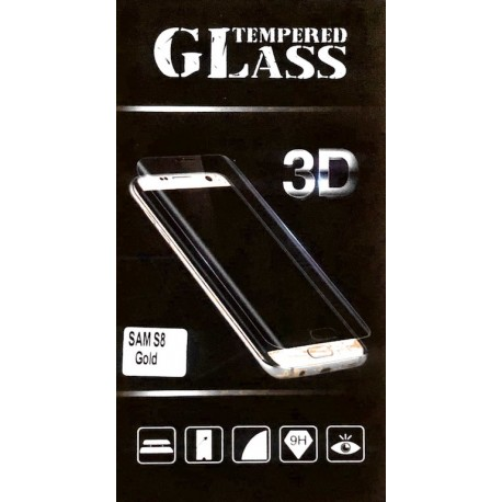 3D ochanné sklo pro Samsung Galaxy S8 S8Plus