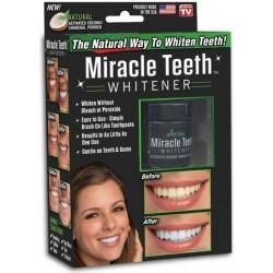 Bambusové uhlí pro bělení zubů - Miracle Teeth