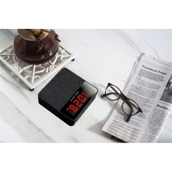 T1 Bluetooth Reproduktor s budíkem