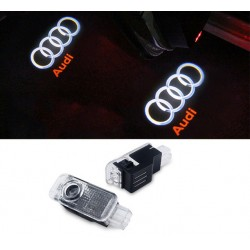 Led logo projektor Audi / Sline