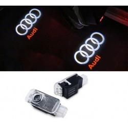 Led logo projektor Audi