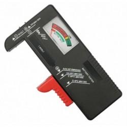 APT Tester baterií BT-168, R3, R6, R20, R14, 9V