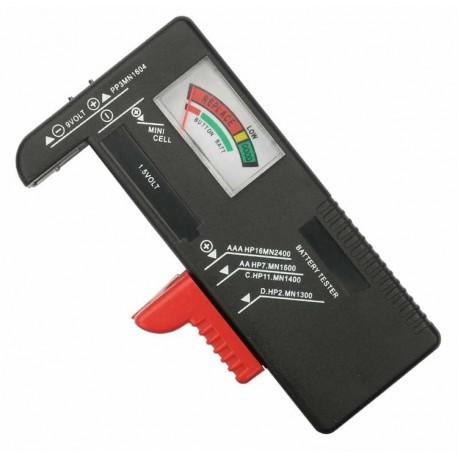 Tester baterií BT-168, R3, R6, R20, R14, 9V