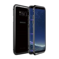 Magnetický kryt pro Samsung S9 černý