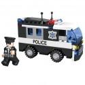 Cogo Policejní vozidlo 3409 104ks
