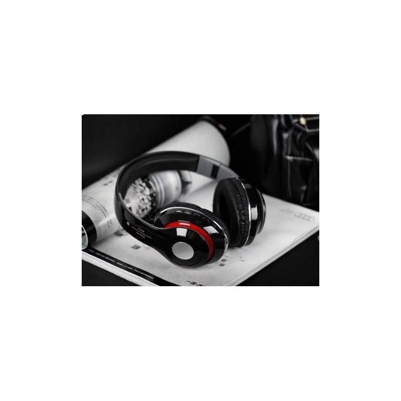 Bezdrátová bluetooth sluchátka STN-13 Bílá