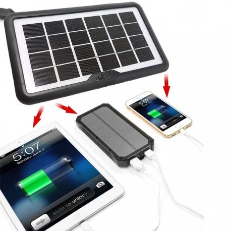 Prenosná solární nabíječka batérií CClamp CL-635WP 3,5 W