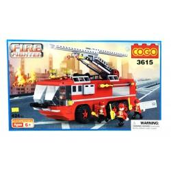 Cogo Fire Zásahové Hasičské auto 424KS 3615