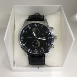 Aimecor Pánske kožené hodinky