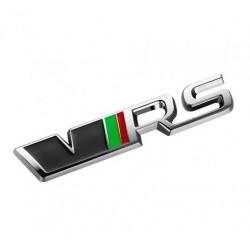 Znak Škoda RS, VRS s podlepením