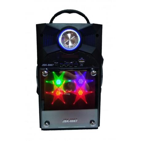 Bluetooth reproduktor outdoor černá JBK-8867