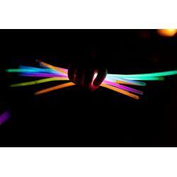 Svítící tyčinky LightStick 15 ks/50 ks /100 ks