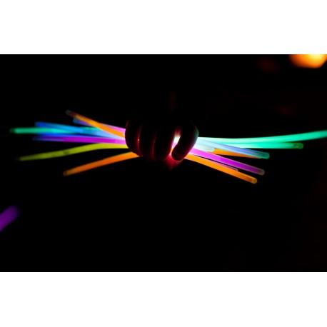 Svítící tyčinky LightStick 15 ks