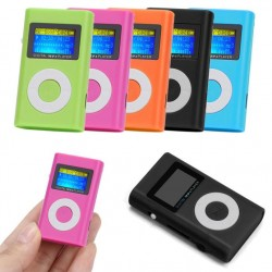 Mini MP3 Player s LCD