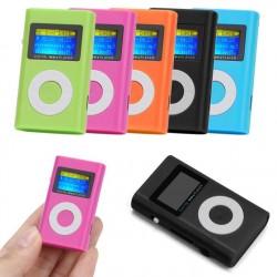 Mini MP3 Player s LCD