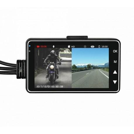 Moto Cam Dual MT-18
