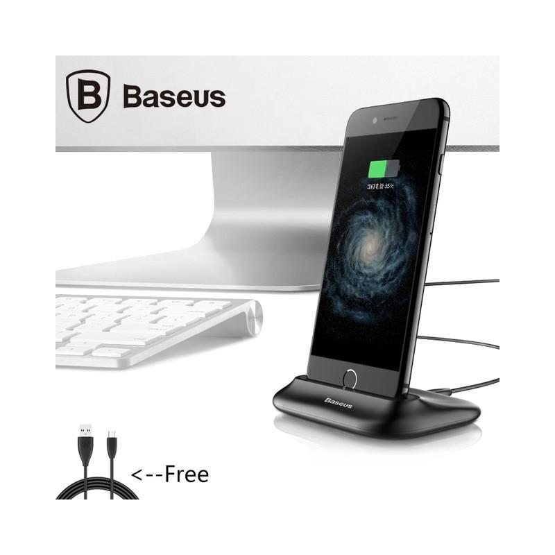Nabíjecí Dock pro iPhone Baseus Zlatá