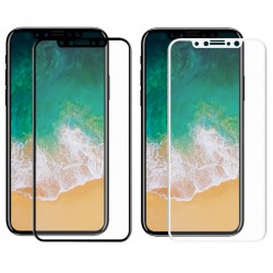 3D zaoblene tvrzene sklo pro Iphone X