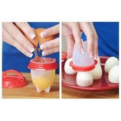 Silikonové formičky na vejce