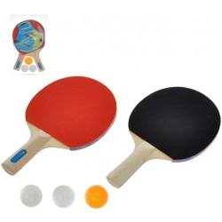 KL Pálka na stolní tenis s míčky