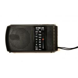 CMiK ICF-8 elegantní přenosné FM a AM rádio