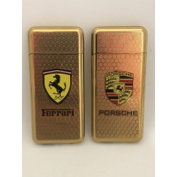 USB Zapalovač Lighter Porsche Ferrari