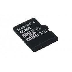 16GB micro SDHC Kingston CL10 bez adapteru
