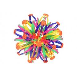 Skládací míč barevný velký - pro hraní venku i vevnitř