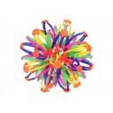 Skládací míč barevný - pro hraní venku i vevnitř