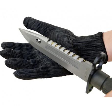 1 pár kevlarových rukavic