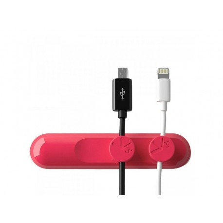 Magnetický držák kabelů na mobil