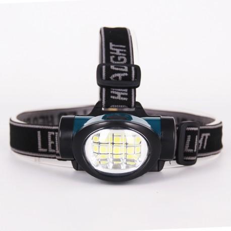 Čelovka Headlamp 6 x CREE LED 603-6