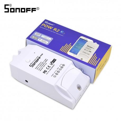 Sonoff Pow R2 WiFi spínač s měřením spotřeby