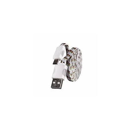 Svítící datový kabel micro USB