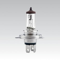 Žárovka H4 12V60/55W BC Lux